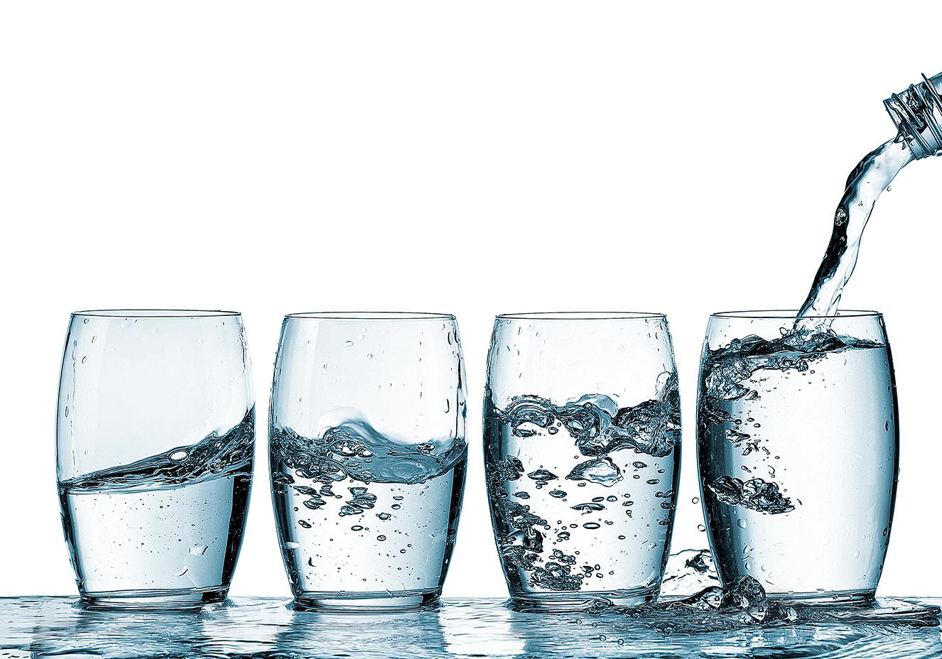 Quantos Copos de Água Beber por Dia